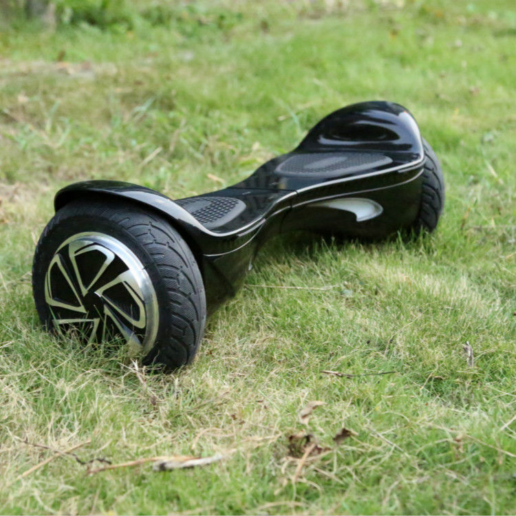 Lithium Battery Hoverboard Scooter 2 Wheel With 2 Chanel Bluetooth