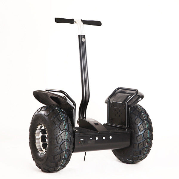 Lightning Segway Electric Scooter Customized 800mm - 1100mm Handle Adjustable