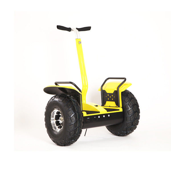 2 Wheel Balance Board Electric Chariot Scooter / People Mover Waterproof Electric Scooter