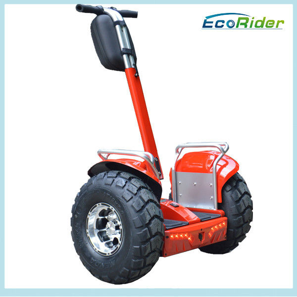 2 Remote Personal Transporter Scooter Flexible Turning CE Certification