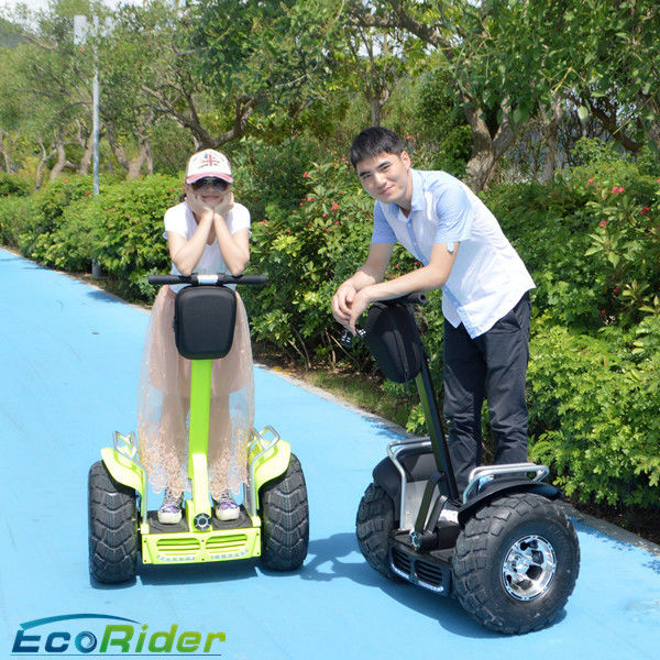 Powerful Electric Chariot Scooter 2 Wheel Lithium Battery For Adult