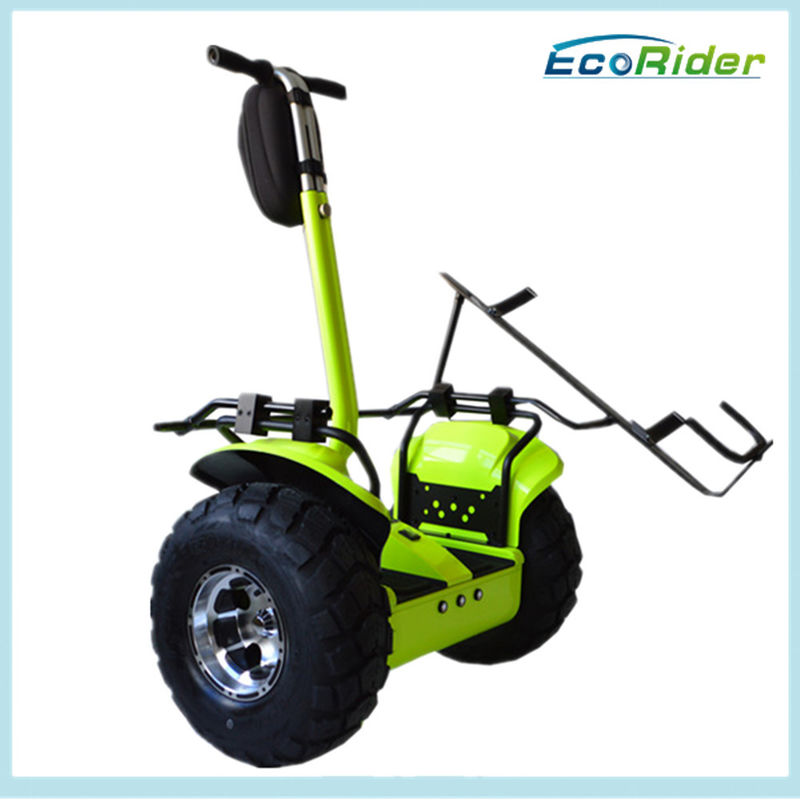 Outdoor Electric Golf Scooter Ecorider Brand Personal Mobility Vehicle