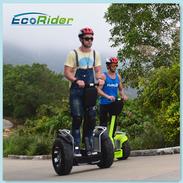 Waterproof 2 Wheel Electric Standing Scooter Off Road Balance Scooter