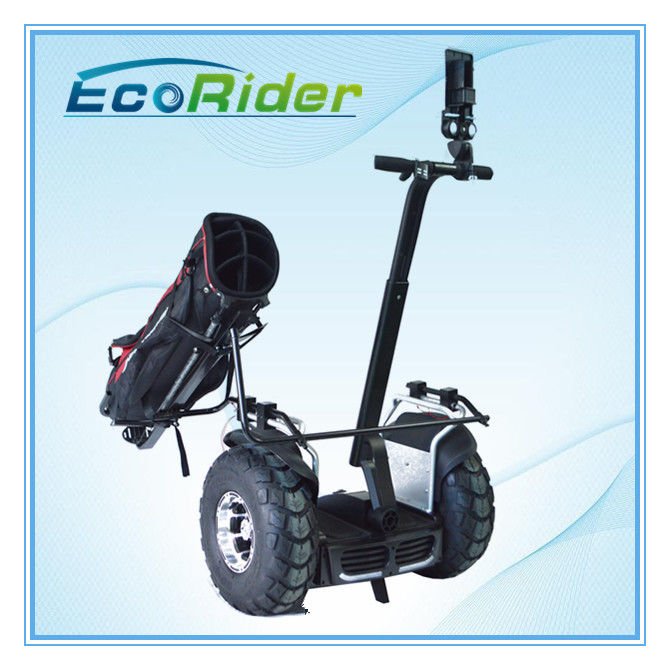 Standing up Segway Electric Scooter / Electric Golf Cart Scooter with Bag
