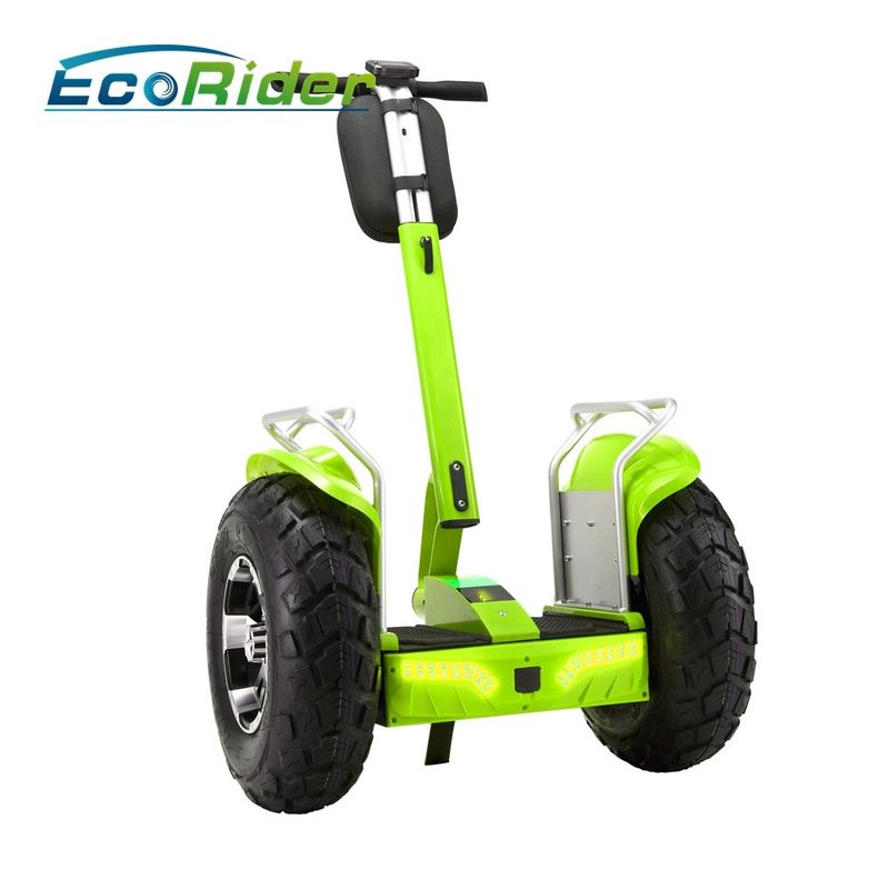 2 Wheel Self Balance Segway Electric Motorcycles 72v 4000w 20km / H Max Speed