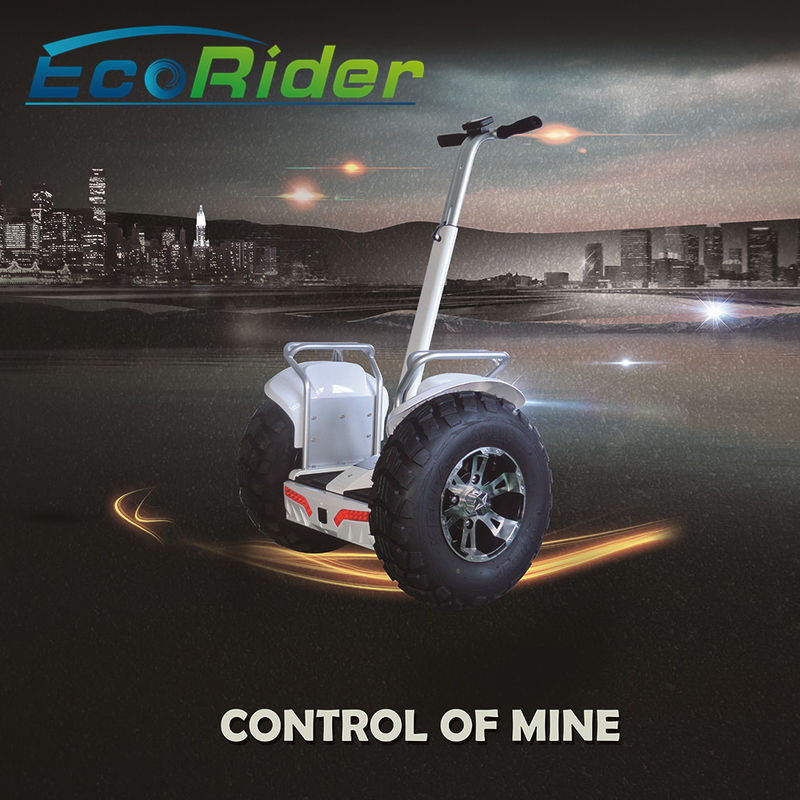 Two Wheels Drifting Self Balancing Electric Chariot Scooter Smart App Controlled By Phone