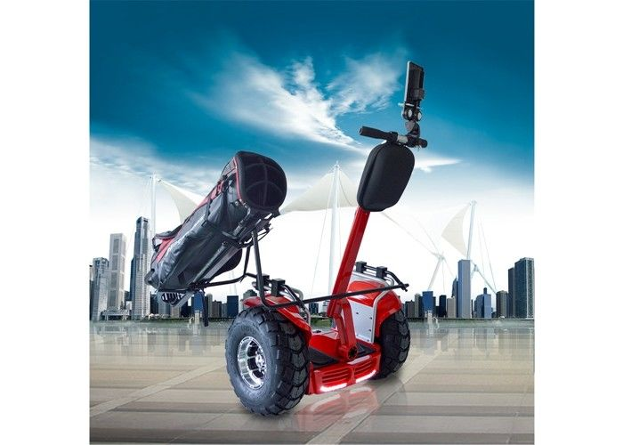 4000W Motor Two Wheeled Electric Vehicle Segway People Mover With Big Gearbox