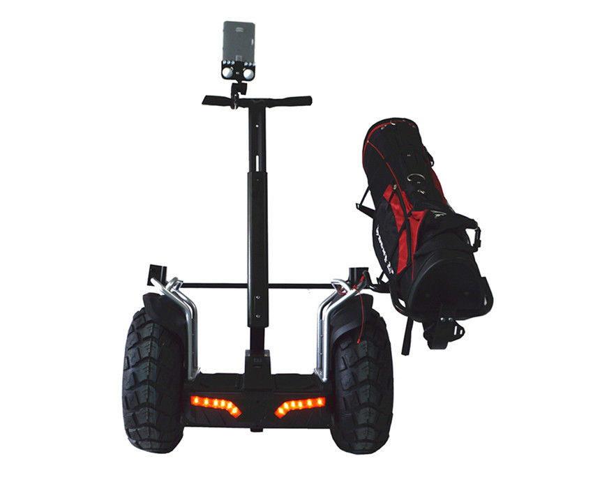 21 Inch Segway Electric Off Road Scooter Double Battery Self Balance Scooter