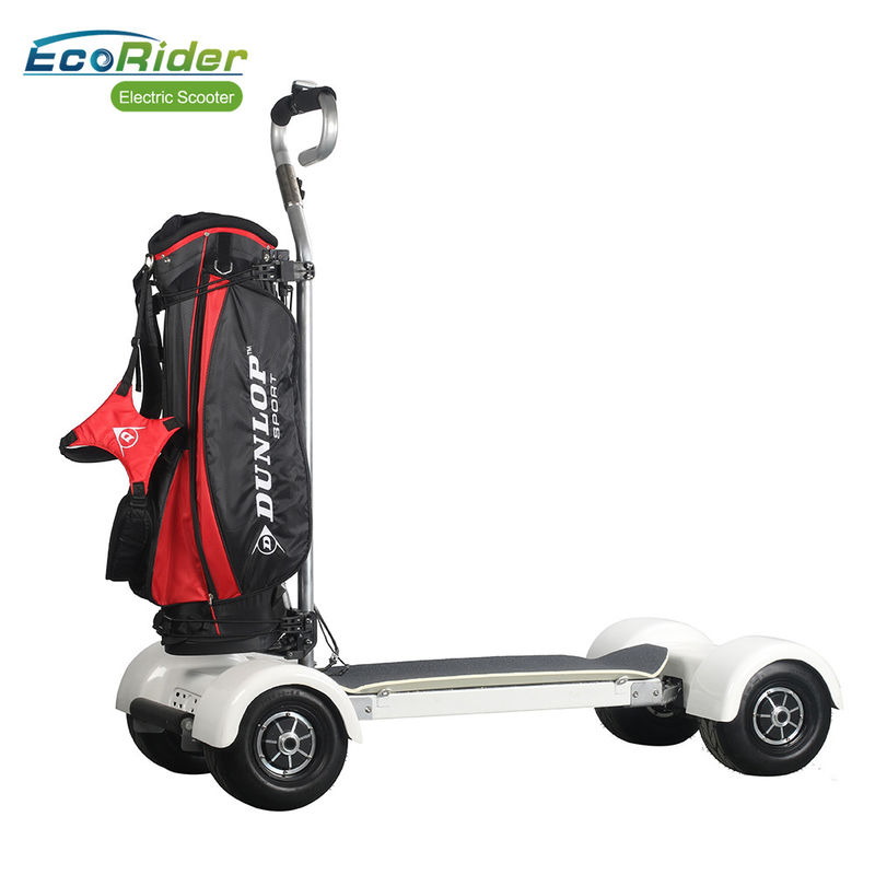 Exclusive Ecorider E7-2 Electric Golf Skateboard With Removable Handle Bar