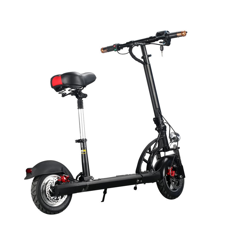 Single Seat Two Wheel Electric Scooter , Folding Two Wheel Standing Scooter Mini