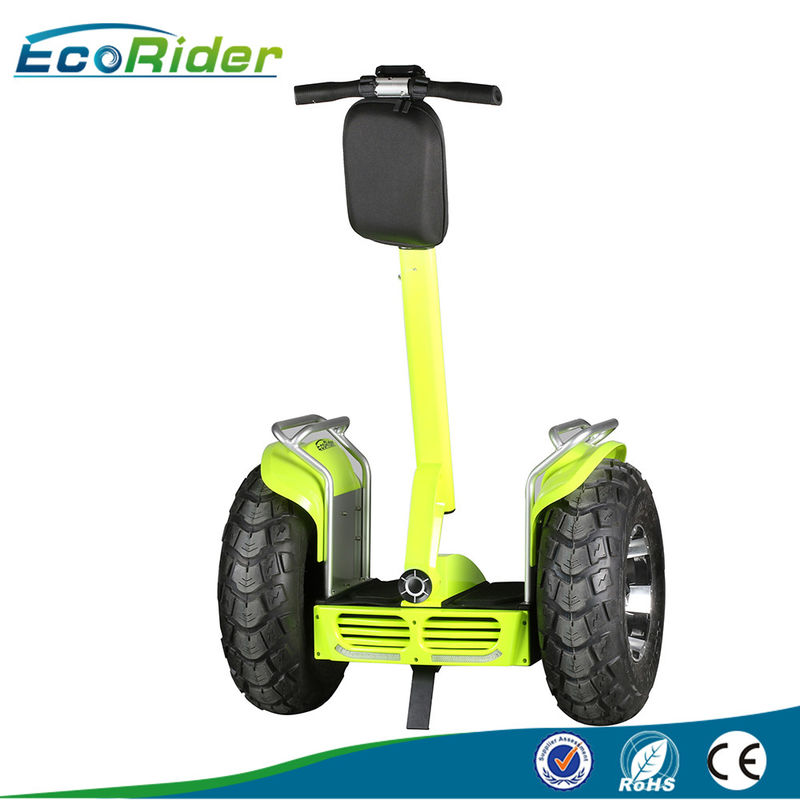 Brushless Motor Segway Two Wheel Scooter E8-2 Self Banlance Scooter With Double Battery